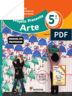 Projeto Presente Arte 5º Ano MP Baixa