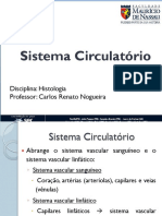 Tecido Circulatório