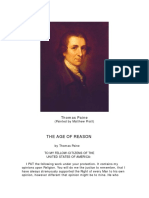 Deism- The Age of Reason