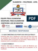 LEIS DE NEWTON - 1ª EDIÇÃO 2015