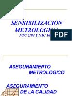 3. Sensibilizacion NTC 2194 y 1000