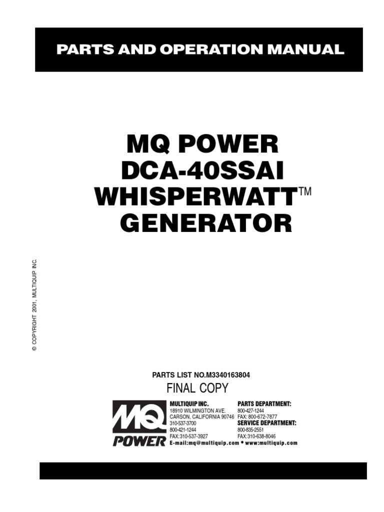 Generators-portable-supersilent-DCA40SSAI-rev-0-final