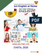 MODULOS 3 ENGLISH 4° 2020