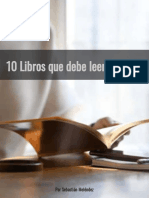 Los 10 Libros Que Debe Leer en 2021