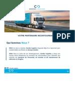 Présentation Condor Logistics (1)