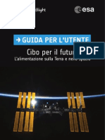 ESA - Feeding Our Future - Italiano