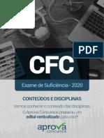 Edital Verticalizado CFC