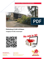 3D Brochure Plat Ten Berg 37 Te Maarn