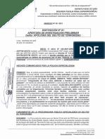 Investigación contra Guido Bellido