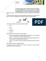 Unidad 1 - Ejemplos Resueltos - Notación Científica