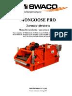 164队新买的震动筛的说明书Mongoose Pro 9092F02001A SPA (a)