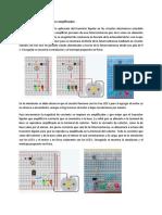 Práctica 6 El transistor como amplificador