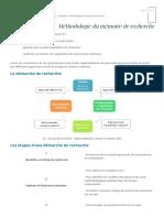 Méthodologie Du Mémoire de Recherche _ Scriptor Rédaction de Mémoire - Aide Rédaction Rapport