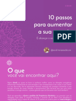 10PassosParaAumentarSuaEnergia