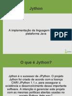 Apresentação Jython