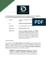 Instancia PP I - Miguel dlc