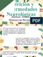 Alondra Monsserrat Hernández Gómez 8ºA Nutrición y Enfermedades Neurológicas