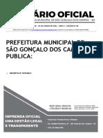 Pm Sao Goncalo Dos Campos 01-06-21 01
