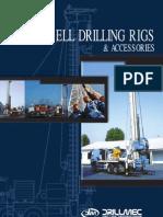 ERKE Group, Drillmec DM30 Waterwell Drilling Rigs