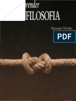 Nicolas, Simone - Para Comprender La Filosofia