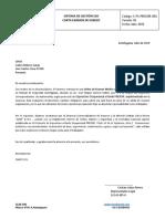 carta conductora vigilancia medica