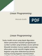 bab2. Linear Programming_GRAFIK
