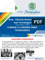 O Brasil e as Grande Onda Tecnológica