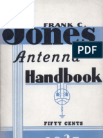 Antenna Handbook - 1937
