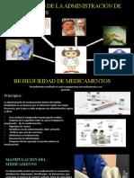 bioseguridad de los medicamentos