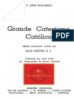 Pe José Deharbes_Grande Catecismo Católico