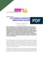 Bernabé - La Cronica Bordada de Sebastian Hacher