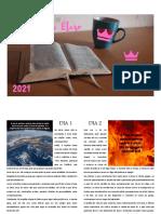 Devo Cafe Com Espiirito 2021