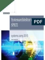 SystemsEngineeringUndSPICE