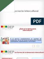 Democracia intercultural