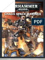 Chaos Space Marine Codex - 5th ed. Final v1.02