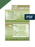 Estructura y Funciones del Comando de Campaña