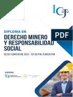 COMPENDIO DE DERECHO MINERO Y RESPONSABILIDAD SOCIAL