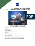 Scanner de Tomografia de Coerência Stratus