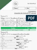 L'imparfait de l'indicatif-2eme-et-3eme-groupes-CE2