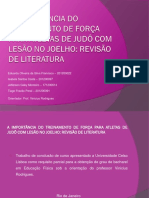 A IMPORTÂNCIA DO TREINAMENTO DE FORÇA PARA ATLETAS