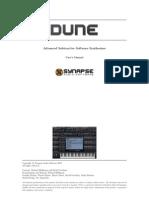 DUNE Manual