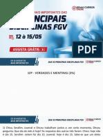 Os 10 Mais FGV - Márcio Flávio