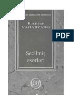 Bahtiyar Vahapzade Seçilmis Eserleri_2