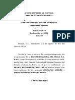 SENTENCIA 13074 DE 2014-uni-VF ELECTROHUILA