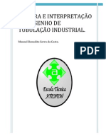 Leitura e Interpretação de Desenho de Tubulação industrial