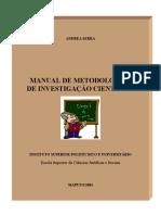 Manual de Investigação Científica_Andrea_2004