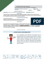 Guía 3 comunicativo periodo 2