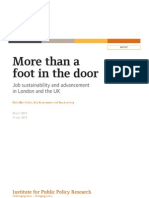 More than a foot in the door