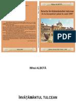 Albota - Istoria invatamantului