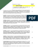 CATALOGO DE CONCEPTOS LINEA DE CONDUCCION